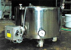 電気ヒーター式加熱器1