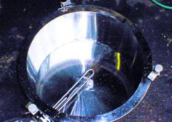 電気ヒーター式加熱器2
