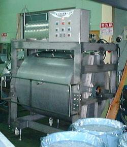 縦回転洗浄機1