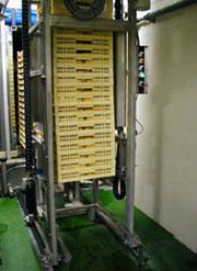 コンテナシャワー冷却装置1