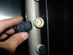 コンテナシャワー冷却装置4
